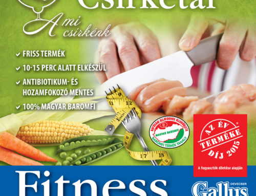 Fitness Serpenyős® Csirketál