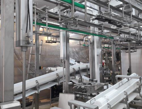 Fejlesztések a Gallus-csoport sárvári húsfeldolgozó üzemében